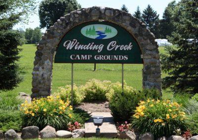 winding creek camp