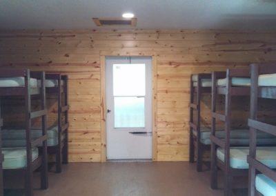 Winding Creek Squad Huts