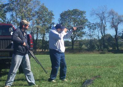 winding creek camp men's retreat